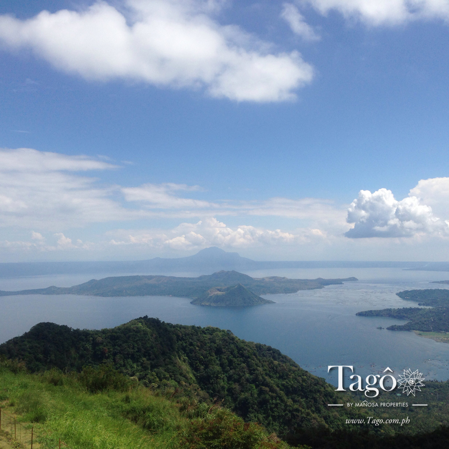 First-time visitors to Tagaytay always look for a spot along the ridge where they can capture the majesty of Taal Volcano and Taal Lake on their cameras.